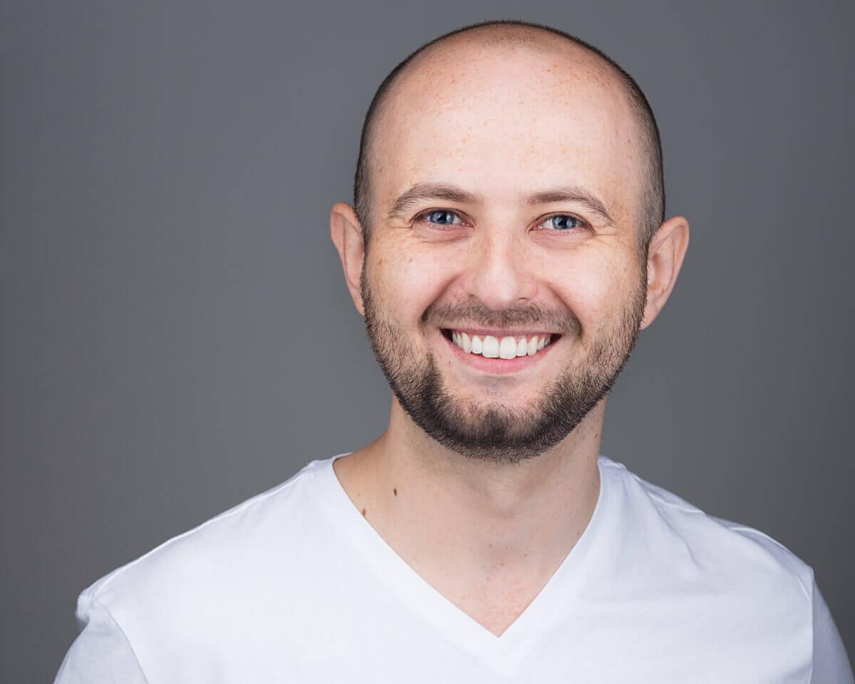 Марцин Сарнецки, врач-стоматолог